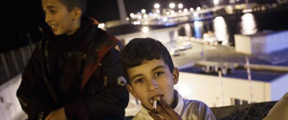 REFUGEES MOROCCAN
