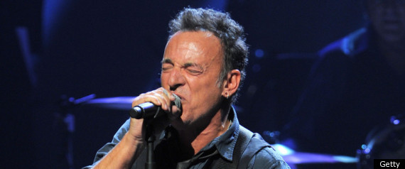 Bruce Springsteen Apollo