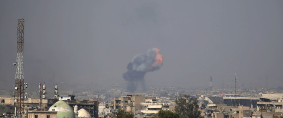 MOSSOUL BOMBING