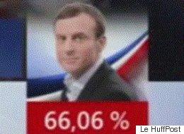 Les internautes s'inquiètent du 666 dans le résultat d'Emmanuel Macron