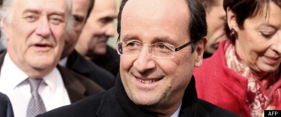 Francois Hollande Race