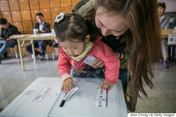 korean election