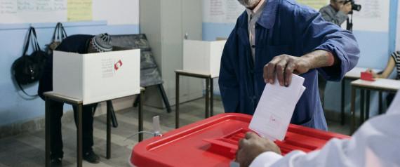 TUNISIA VOTING