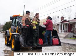 L'état d'urgence prolongé de cinq jours à Montréal