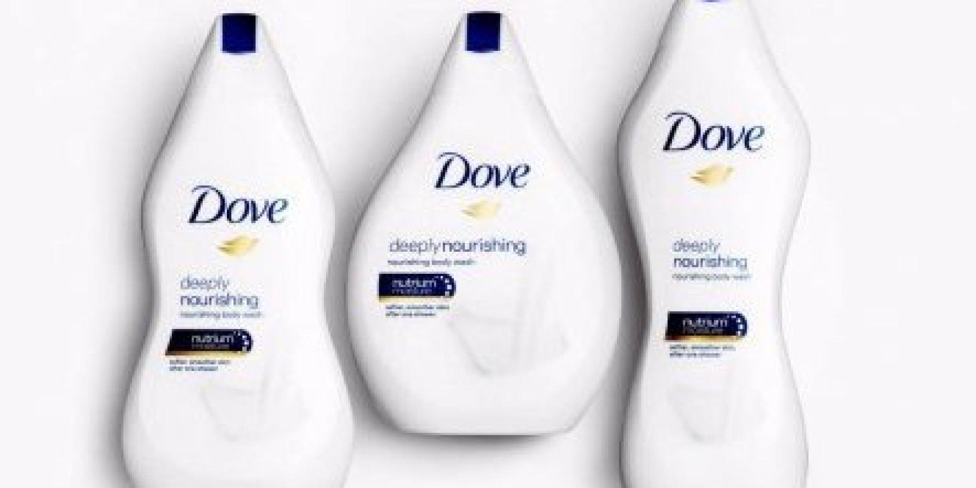 Dove, mit eurem neuen Produkt macht ihr euch lächerlich