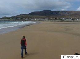 '사라진 모래 해변' 갑자기 30년만에 돌아왔다