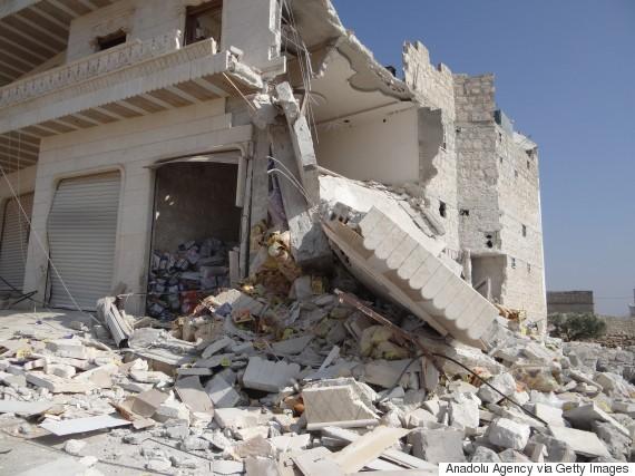 syria russia attack