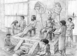 قدماء المصريين وصلوا إلى أميركا قبل قرونٍ من أن تطأها قدما كولومبوس.. هكذا يحكي الحجر!