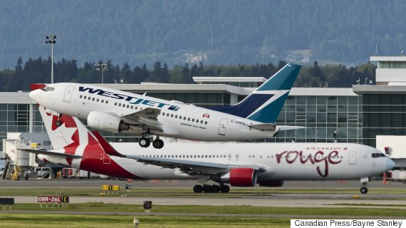 Passenger satisfaction up, but Canadian airlines lag behind