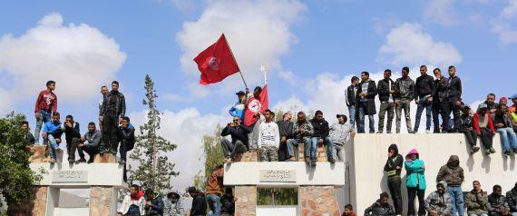 TUNISIA STRIKE