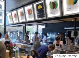 Foodchain : le nouveau McDo du légume