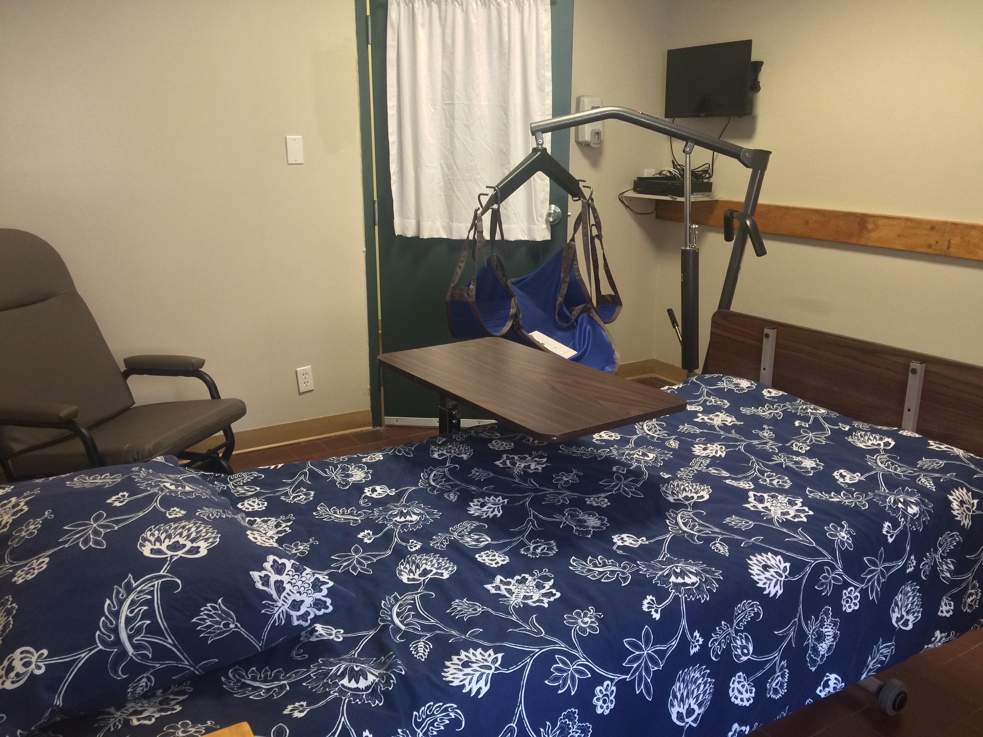 palliative care homeless maison du pere