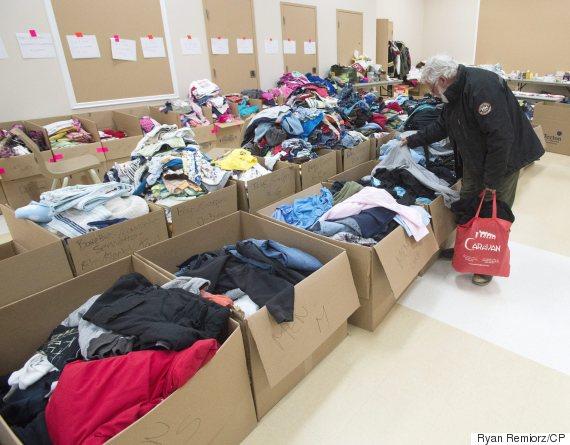 quebec flood donations
