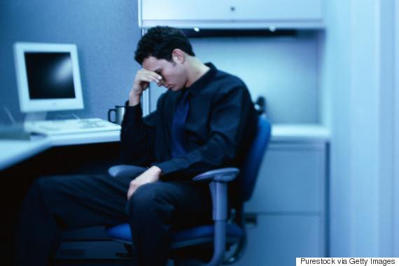 depression at work