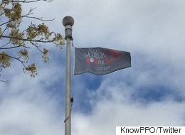Anti-Abortion Flag Raised -- Then Removed From Ottawa City Hall