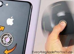 Voyez un iPhone 7 se transformer en hand spinner (VIDÉO)