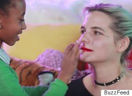 Little Girls Do Adult Women's Makeup, And It's Glorious