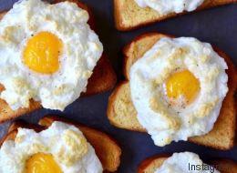 Η τελευταία τάση στο πρωινό έχει να κάνει με τα αυγά και θα σας πάει στα «σύννεφα»