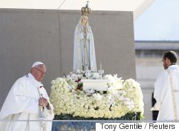 Deux bergers de Fatima déclarés saints par le pape