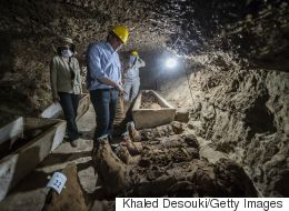 17 Mummies Discovered In Egypt