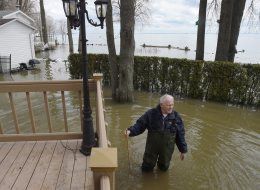 Waters Begin To Retreat In Flooded Quebec And B.C.