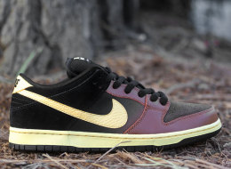 Nike Black Tan Irish Controversey