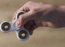 Voici un danger associé au «fidget spinner»