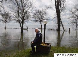 Inondations: l'état d'urgence prend fin à Montréal