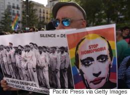 러시아 LGBT 단체가 체첸의 게이 남성 42명을 구했다고 주장하다