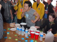 Kobayashi Eats 13 Grilled Cheese Sandwiches In 1 Minute At SXSW, Sets New World Record (VIDEO)