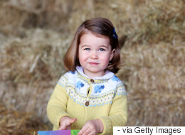 At 2, Princess Charlotte's Net Worth Is Already In The Billions