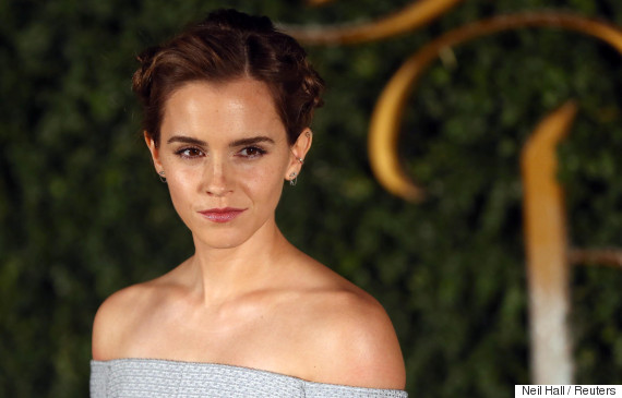 Actor Emma Watson has the most popular girl's name of 2016