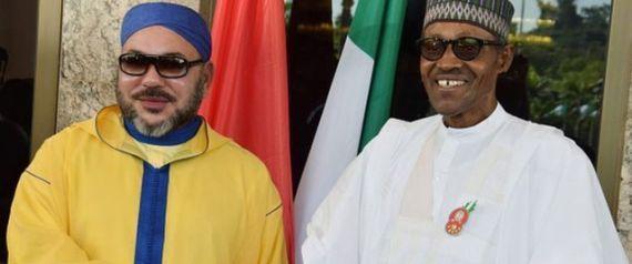 MAROC NIGERIA