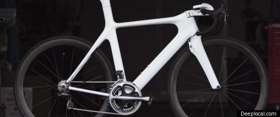 Bike's Mind-Control System Means Gears Shift Via Brain Wave