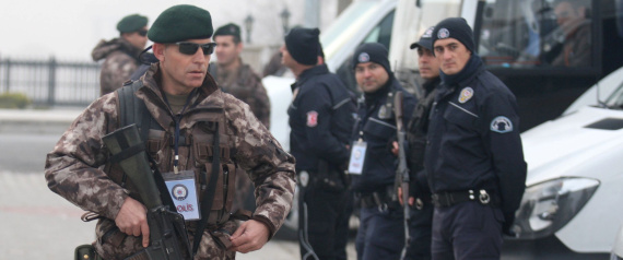 TURKEY SECURITY FORCES