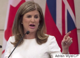 Rona Ambrose Says Goodbye