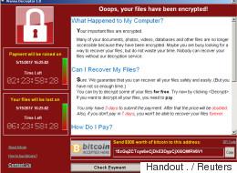 Wannacry: un cyber-braquage à la fois hors-norme et d'un classicisme certain