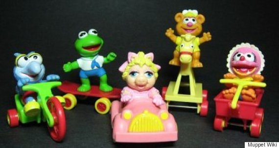 muppet babies happy meals