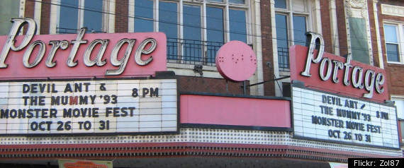 Portage Theater Chicago