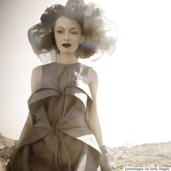 fashion futuristic