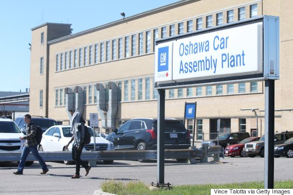 general motors oshawa
