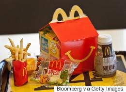 McDonald's propose maintenant des livres pour accompagner ses repas «Joyeux festin»