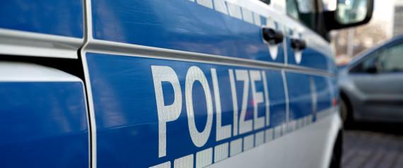 ARREST POLICE GERMANY