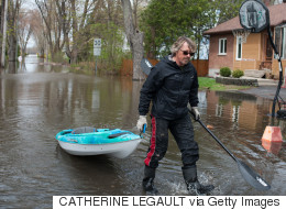 Québec songe à interdire les nouvelles constructions dans les zones inondables