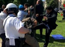 Verfassungsschutz fürchtet Gewalt beim G20-Gipfel - vor allem Erdogans Leibwächter stehen im Fokus