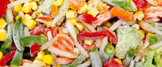 الخضراوات والفواكه المجمدة صحية أكثر من الطازجة!