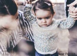 Akzeptier es, wie es ist: Mamasein bedeutet eben Chaos