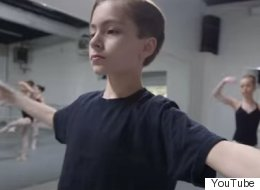 11-Year-Old Is Totally OK With Being The Only Boy In Ballet Class