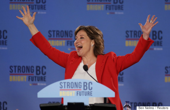 Clark won't quit as BC premier, will test confidence of legislature