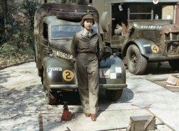 لأول مرة.. صور ملونة للحرب العالمية الثانية يكشف عنها متحف الحرب البريطاني
